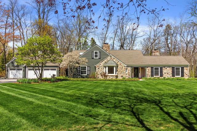930 E Wye Ln, Fox Point, WI 53217 (#1740010) :: RE/MAX Service First
