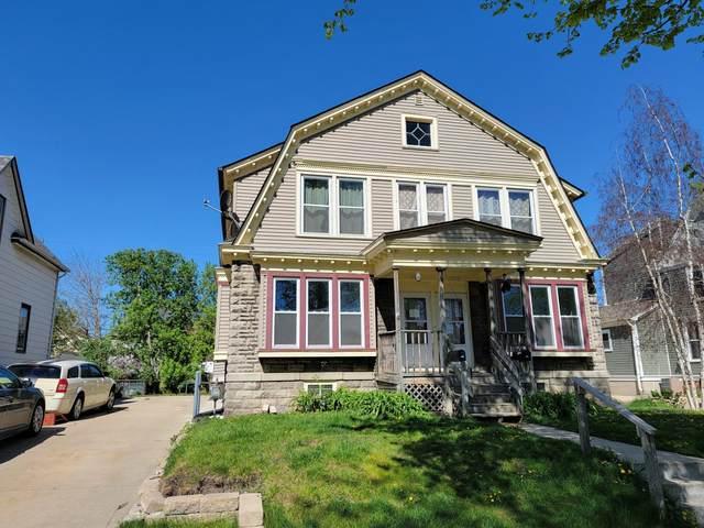 1633 S 80th St, West Allis, WI 53214 (#1740305) :: Keller Williams Realty - Milwaukee Southwest