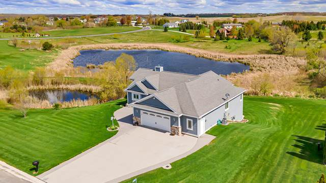 W4310 Lake Dr, Lima, WI 53093 (#1740377) :: Tom Didier Real Estate Team