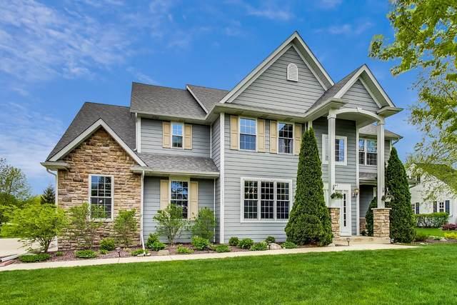 11105 235th Ave, Salem Lakes, WI 53179 (#1740408) :: Tom Didier Real Estate Team