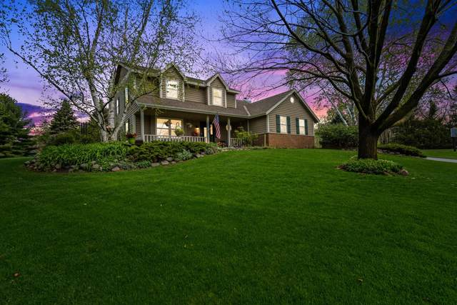 N68W26776 Woodside Ct, Lisbon, WI 53089 (#1740458) :: RE/MAX Service First
