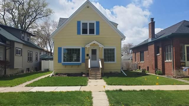 816 Blaine Ave, Racine, WI 53405 (#1740664) :: Keller Williams Realty - Milwaukee Southwest