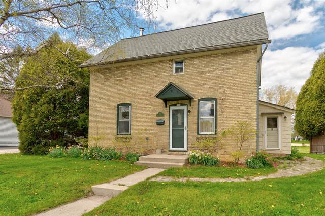 116 E Cleveland, Port Washington, WI 53074 (#1740771) :: Keller Williams Realty - Milwaukee Southwest