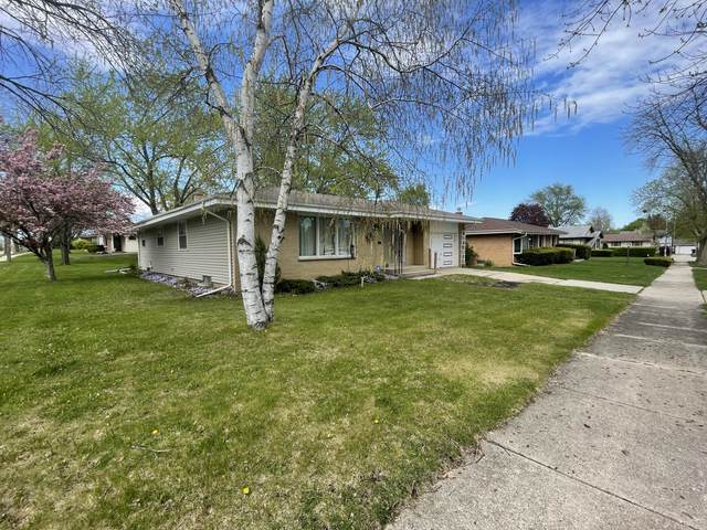 8924 Mount Pleasant Ave, Sturtevant, WI 53177 (#1740783) :: Keller Williams Realty - Milwaukee Southwest