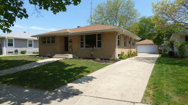 2021 17th Ave, Kenosha, WI 53140 (#1740907) :: Keller Williams Realty - Milwaukee Southwest
