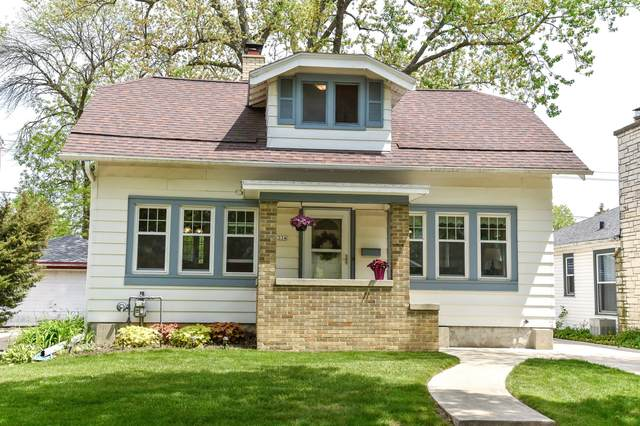 334 N 73rd St, Milwaukee, WI 53213 (#1741251) :: RE/MAX Service First