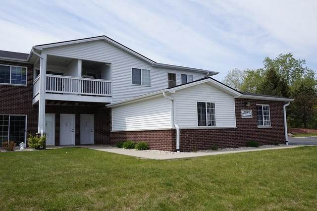 2825 11th Pl #705, Somers, WI 53140 (#1741278) :: Keller Williams Realty - Milwaukee Southwest