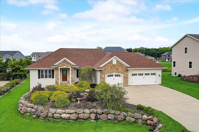 W8244 Bridle Path, Lake Mills, WI 53551 (#1741636) :: RE/MAX Service First