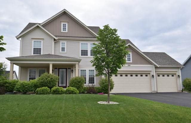 524 Prairie View Dr, Williams Bay, WI 53191 (#1741721) :: OneTrust Real Estate