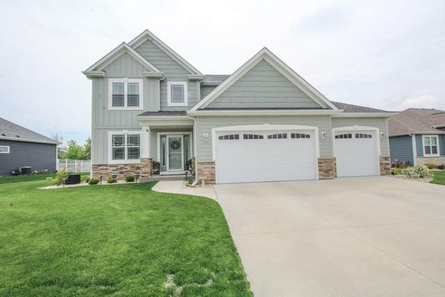 2851 Crosswinds Dr, Mount Pleasant, WI 53403 (#1741774) :: Re/Max Leading Edge, The Fabiano Group