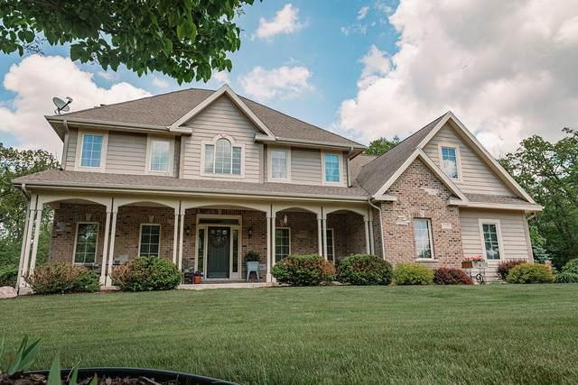 N6232 Oak Ridge Ct, Lafayette, WI 53121 (#1741895) :: Keller Williams Realty - Milwaukee Southwest