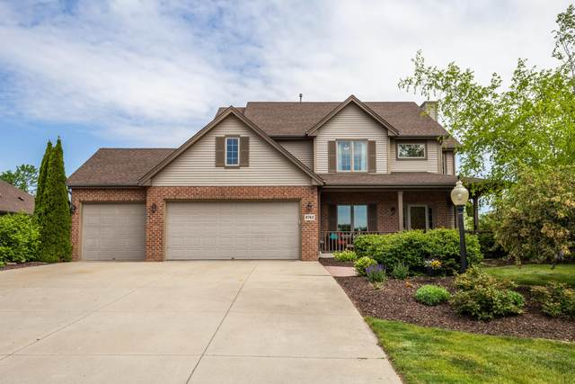 8742 Arbor Hill Dr, Mount Pleasant, WI 53406 (#1742179) :: RE/MAX Service First