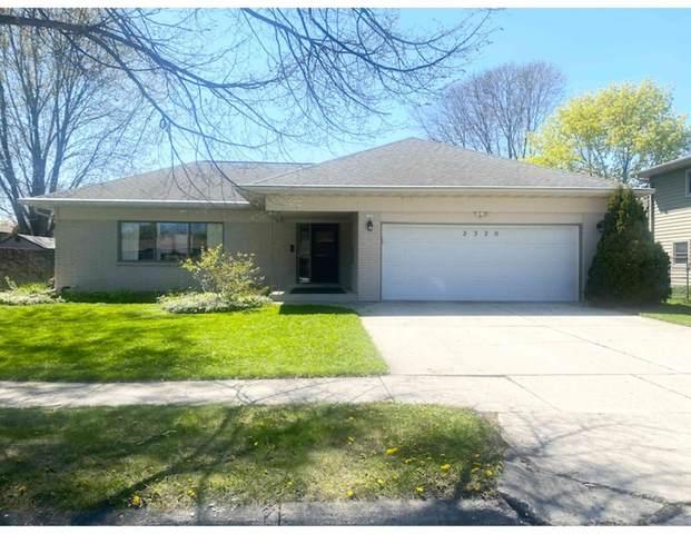 2320 N 24th St, Sheboygan, WI 53083 (#1742580) :: Keller Williams Realty - Milwaukee Southwest