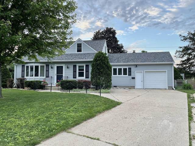 5 Christopher Ct, Madison, WI 53705 (#1743110) :: RE/MAX Service First