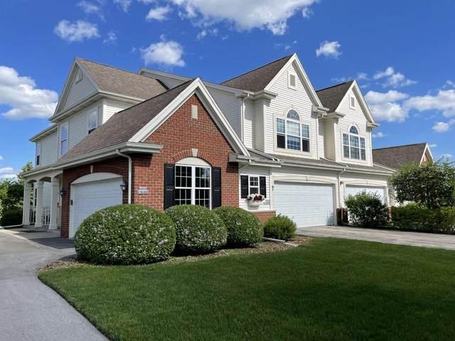 W205N16486 Cranberry Creek Ln, Jackson, WI 53037 (#1743217) :: Tom Didier Real Estate Team