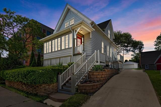1814 E Newton Ave, Shorewood, WI 53211 (#1744125) :: Tom Didier Real Estate Team