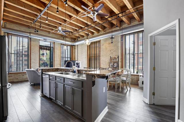 205 N Water St #204, Milwaukee, WI 53202 (#1744286) :: OneTrust Real Estate