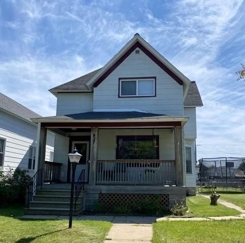 827 Carney Blvd, Marinette, WI 54143 (#1744521) :: EXIT Realty XL