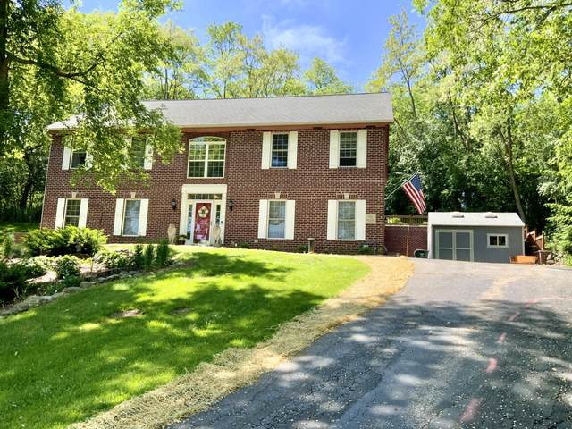 S84W32291 Jericho Rd, Mukwonago, WI 53149 (#1744573) :: RE/MAX Service First
