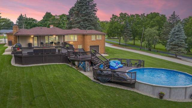 2225 N Newman Rd, Mount Pleasant, WI 53406 (#1744731) :: OneTrust Real Estate