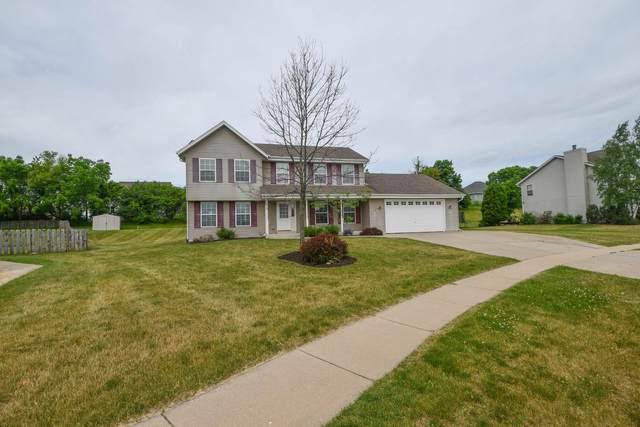 310 Parkview Dr, Johnson Creek, WI 53038 (#1745177) :: Keller Williams Realty - Milwaukee Southwest