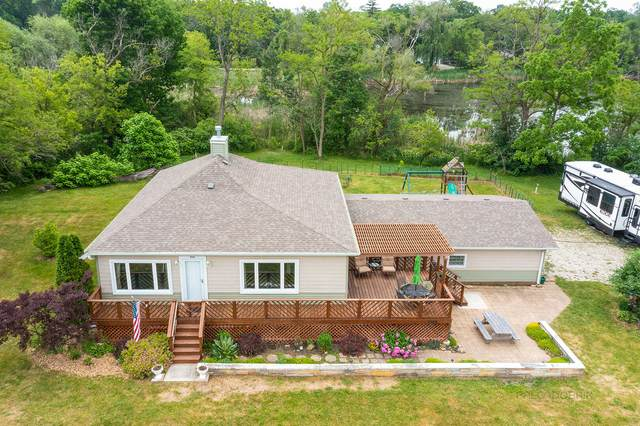 N1308 S Lake Shore Dr, Bloomfield, WI 53128 (#1745273) :: OneTrust Real Estate