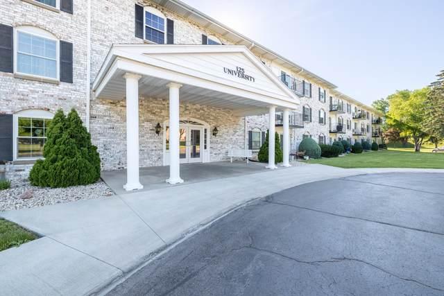 125 N University Dr #101, West Bend, WI 53095 (#1745388) :: OneTrust Real Estate
