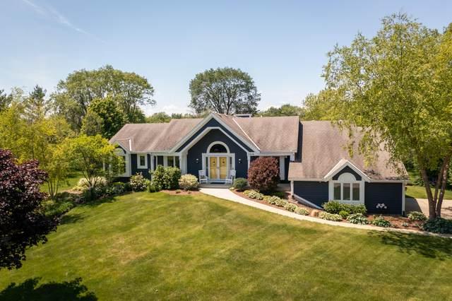 11545 N Glenwood Dr, Mequon, WI 53097 (#1745625) :: OneTrust Real Estate