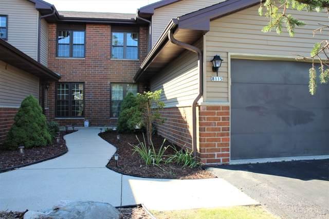 8115 S Legend Dr C, Franklin, WI 53132 (#1745748) :: OneTrust Real Estate