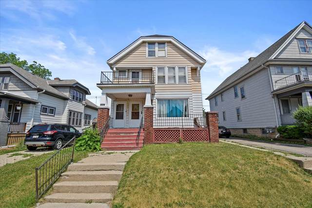 1418 S 56TH ST, West Milwaukee, WI 53214 (#1746061) :: OneTrust Real Estate