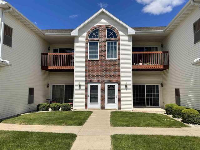1612 Commonwealth Dr #5, Fort Atkinson, WI 53538 (#1746162) :: RE/MAX Service First