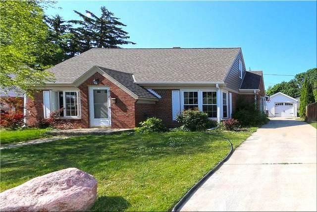 818 Lombard Ave, Racine, WI 53402 (#1746209) :: Tom Didier Real Estate Team