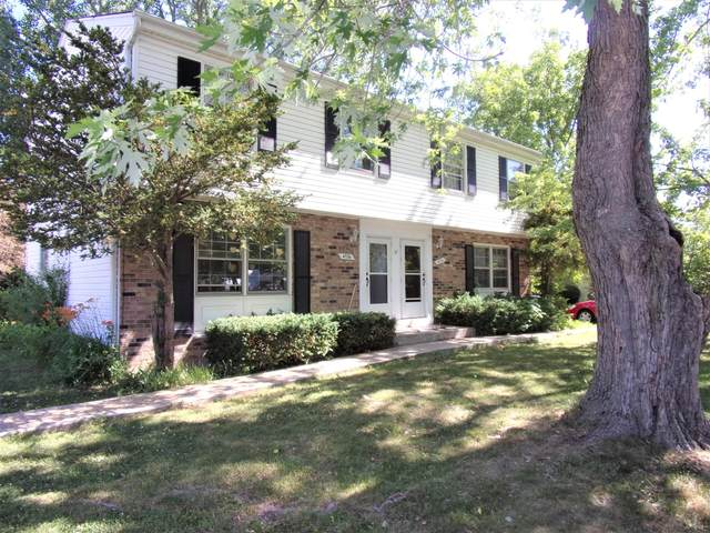 4734 St Regis Dr #4736, Mount Pleasant, WI 53403 (#1746271) :: Tom Didier Real Estate Team