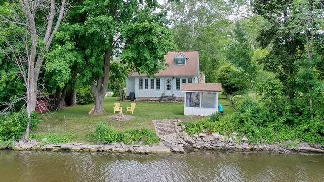 12639 N East Shoreland Dr, Mequon, WI 53092 (#1746601) :: EXIT Realty XL
