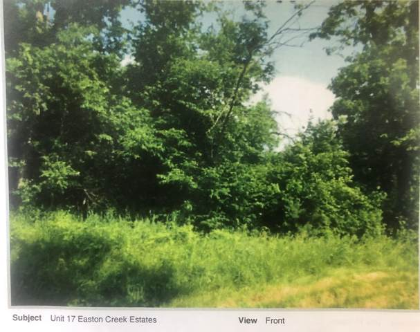 Lt0 13th Crossing #17, Easton, WI 53910 (#1746629) :: Keller Williams Realty - Milwaukee Southwest