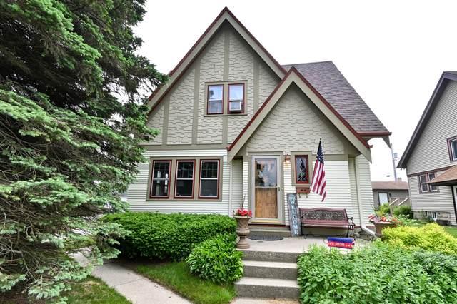 417 W Michigan St, Port Washington, WI 53074 (#1746640) :: Keller Williams Realty - Milwaukee Southwest