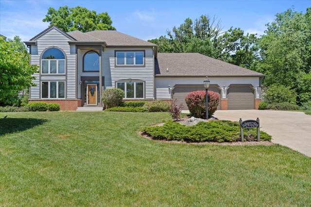 14570 W Meadowshire Dr, New Berlin, WI 53151 (#1746958) :: Keller Williams Realty - Milwaukee Southwest