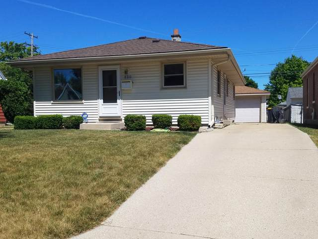 830 S 110th St, West Allis, WI 53214 (#1747036) :: RE/MAX Service First