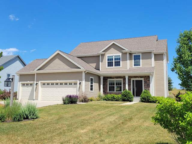 10134 S 34th St, Franklin, WI 53132 (#1747210) :: Keller Williams Realty - Milwaukee Southwest
