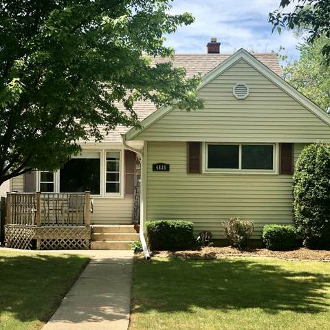 4635 S 47th St, Greenfield, WI 53220 (#1747286) :: RE/MAX Service First