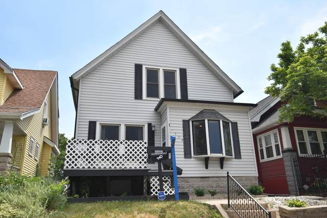 1320 S 61st St, West Allis, WI 53214 (#1747307) :: RE/MAX Service First