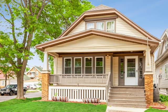 1029 S 57th, West Allis, WI 53214 (#1747390) :: RE/MAX Service First