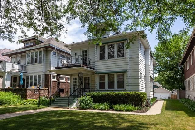 3930 N Maryland Ave, Shorewood, WI 53211 (#1747402) :: Tom Didier Real Estate Team