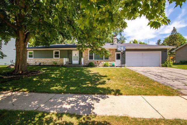 715 Collins Rd, Jefferson, WI 53549 (#1747462) :: RE/MAX Service First