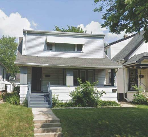4442 N 37th St 4442A, Milwaukee, WI 53209 (#1747525) :: RE/MAX Service First