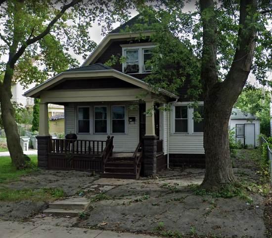 1846 N 39th St, Milwaukee, WI 53208 (#1747646) :: Keller Williams Realty - Milwaukee Southwest