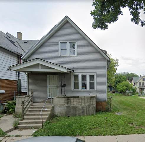 2647 N 17th St, Milwaukee, WI 53206 (#1747648) :: Keller Williams Realty - Milwaukee Southwest
