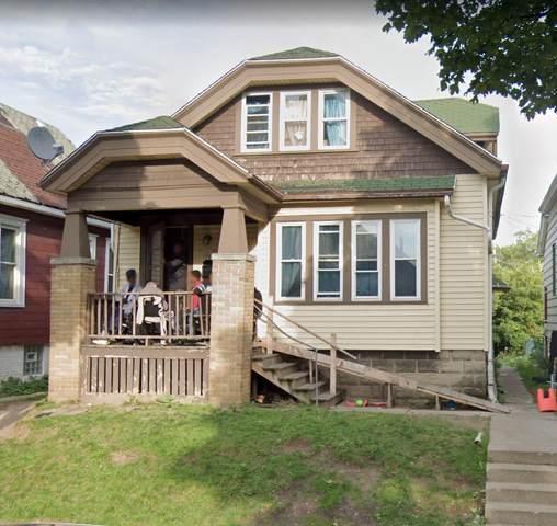 3638 N 12th St, Milwaukee, WI 53206 (#1747650) :: Keller Williams Realty - Milwaukee Southwest