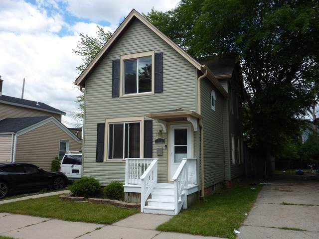 1528 Park Ave, Racine, WI 53403 (#1747929) :: EXIT Realty XL