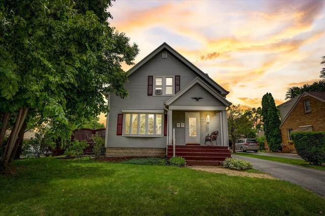 10825 W Green Ave, Hales Corners, WI 53130 (#1747954) :: RE/MAX Service First